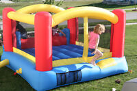 Inflatable Bouncer for rent - $50