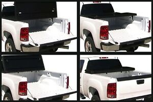 Couvre-Caisse (tonneau cover) repliable camions Ford