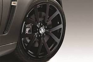 "NEW VF II HSVi 20"" Inch Rims HF-20 FactoryBlack HSV VE VF Genuine Tullamarine Hume Area Preview"
