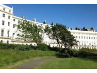 Balcony one bed flat in Adelaide crescent