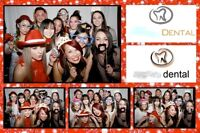 Photo booth $225, photographer or DJ $350!  Your 1-stop shop!