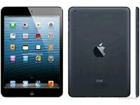 ipad nini 1st gen 16gb. with leather cover