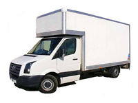 24/7 URGENT MAN AND LUTON VAN HIRE DELIVERY MOVER REMOVAL SERVICE WITH A MOVING DRIVER HOUSE MOVERS