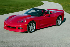 C6 Chevrolet Corvette Convertible: WANTED