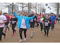 QUEEN ELIZABETH OLYMPIC PARK 5KM EVENING RUNS