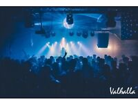 Valhalla - Strictly Party Music on May 05, 2017