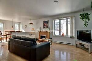 Zen townhouse - 3 Beds on the park - Chateauguay