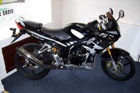 125cc skyjet motorbike London