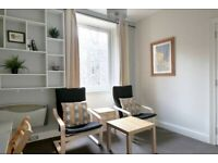 1 bedroom fully furnished 2nd floor flat to rent on Wardlaw Place, Edinburgh