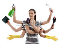 Conscientious Cleaners Required