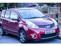 NISSAN NOTE N-TEC AUTO FULLY LOADED!!!!!!