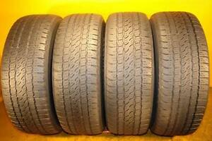 245/55R19	Set of 	4	Firestone	Used 	70%	tread left