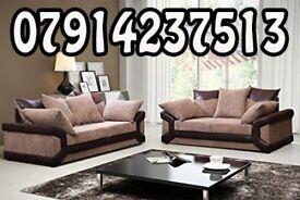 DINO SOFA RANGE CORNER SOFAS 3+ 2 SETS ARM CHAIRS FOOT STOOLS 58762
