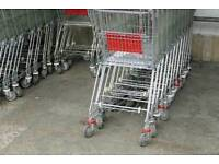 WANTED Redundant Lot of Shopping Trolleys Trollies