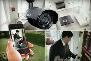 Home & Business Security, Home Theater, Audio/Video Installation Cambridge Kitchener Area image 1