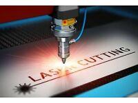 Bespoke Laser cutting and water jetting service - all materials