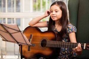 Guitar Lessons (mid term enrollments available) Winthrop Melville Area Preview