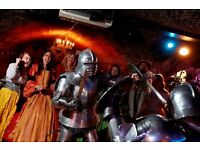 THE MEDIEVAL BANQUET ON FEBRUARY 23