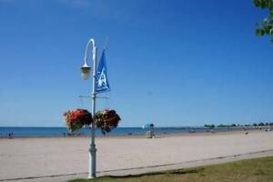 COBOURG: Short-Term Weekly Rental, Furnished 2 bdrm home in town