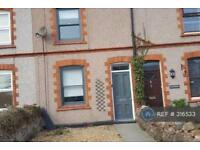 2 bedroom house in Shamrock Terrace, Deganwy, Conwy, LL31 (2 bed)