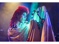 Absolute Bowie come to Bromsgrove this June