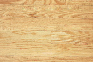Unfinished Red Oak Hardwood Flooring Select & Better Grade 3 1/4