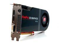 AMD (ATI) FirePro V8700 Workstation Graphics Card 1Gb DVI-I HDMI