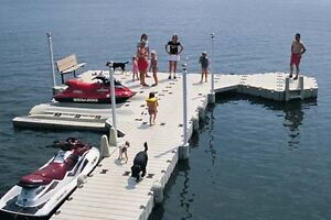 EZ DOCK Floating Docks and Lifts