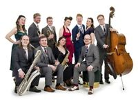 DOWN FOR THE COUNT - LIVE JAZZ AND SWING FOR ALL THE FAMILY AT HIDEAWAY