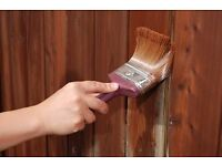 Fence & Building Painting - Best Price Guarantee