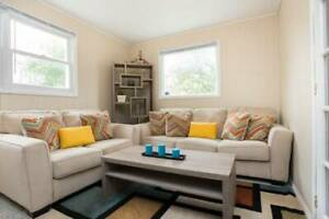 Furnished 2BR actual homes. Utilities included. From $490 weekly