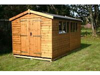 Garden Shed/Workshop 14'x8'