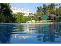 Lovely 2 bed holiday apartment located near Marbella