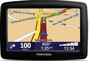 Carte Canada Tomtom One Xl.Gps Tomtom Xl Kijiji Buy Sell Save With Canada S 1