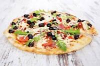 We need Full time and Part time Pizza maker