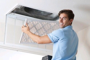 Air Ducts & Furnace Cleaning $100.00