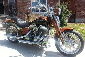 2008 Harley Davidson CVO SCREAMIN' EAGLE SOFTAIL SPRINGER