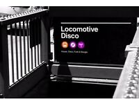Locomotive Disco | SlothBoogie Takeover