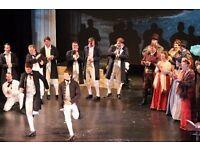 Jane Austen's Persuasion: A New Musical Drama at Bristol Redgrave Theatre