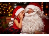 SANTA CLAUS IS COMING TO TOWN ON THURSDAY DECEMBER 22