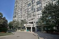 Large1200 Sq.ft2 BED+2BATH+SOL CONDO near Square one,Mississauga