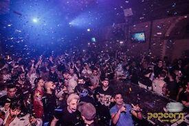 Popcorn: House Dance RnB on January 23, 2017