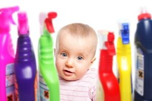 Having a Baby? Chemical Free Ultra Violet Nursery Disinfection