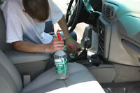 $29 for an in/out car detailing VACUUM, HAND WASH, & more