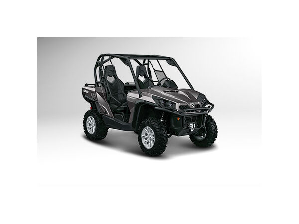 Used 2012 Can-Am COMMANDER XT 1000