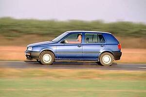 1993 Golf CL Special Edition