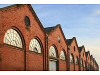 1 bed flat in iconic Tramshed building sleeps 4