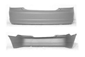 NEW 2001-2003 HONDA CIVIC REAR BUMPER COVER