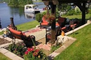 Waterfront Bachelor Apartment on Porters Lake