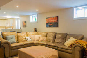 Fully Furnished 2 Bedroom flat -  West End Hfx - Avail Oct 1